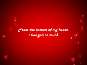Love Quotes for Her from My Heart