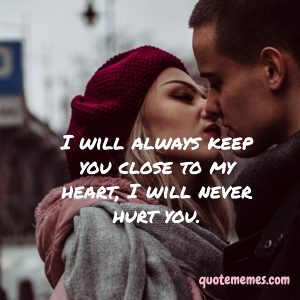 You are always on my heart