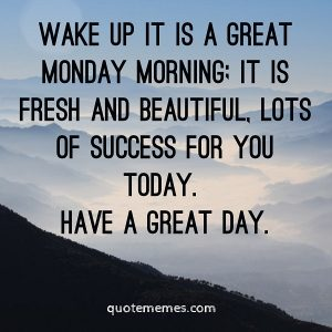 it is fresh and beautiful, lots of success for you today. Have a great day.